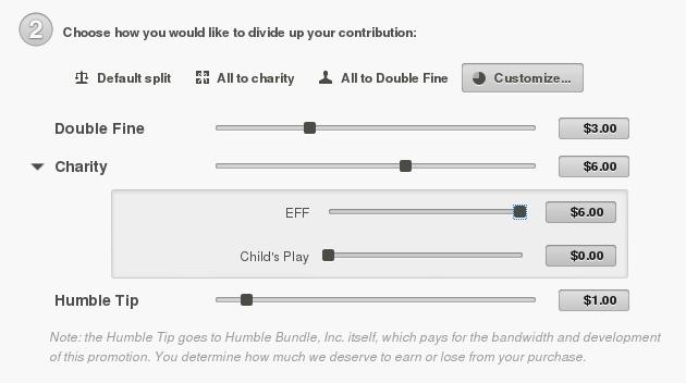 Humble Double Fine Bundle