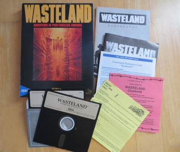 Wasteland Cover 2
