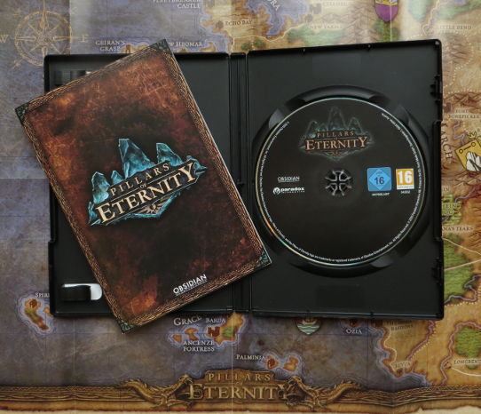 Pillars of Eternity - Packung